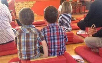Weekly Family Meditation Program
