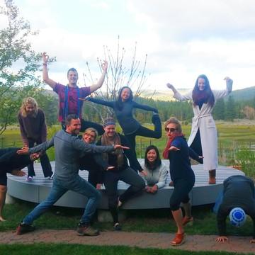 Power of Love Hot Springs Yoga Retreat