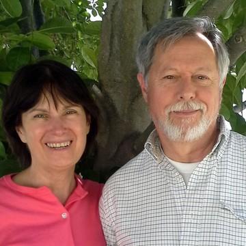 Allice Haidden and Larry Hayden