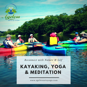 Kayaking, Yoga & Meditation – Wednesday, August 22