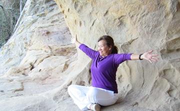 Qigong & Meditation Retreat, on the beautiful mountain of Castellar