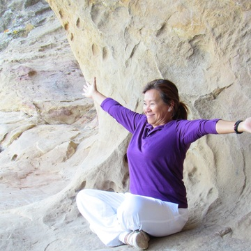 Qigong & Meditation Retreat, on the beautiful mountain of Castellar