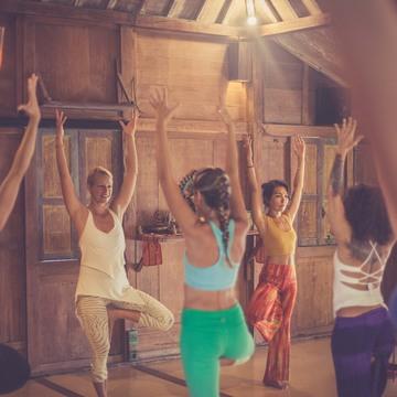 Somatic Yoga Movement 200-hr Teacher Training