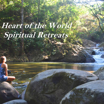 Heart of the World Spiritual Retreats