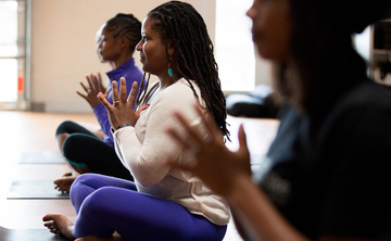 Restore Your Power:  Starshine and Clay Yoga Retreat – A Place for Women of Color to Be