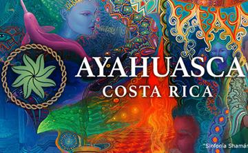 Ayahuasca Sacred medicine Retreat Costa Rica