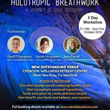 Holotropic Breath-Work Retreat