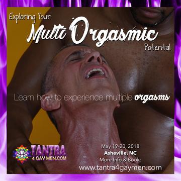 Explore Your Multi Orgasmic Potential - Asheville