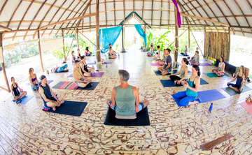 Luminous Heart Yoga & Meditation Teacher Training - 200hr Certified -COSTA RICA