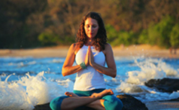 Tropical Yoga and Meditation [SOLD OUT]
