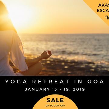 Yoga Retreat in Goa, India – Release & Let Go Part II