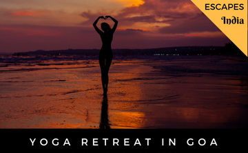 Yoga Retreat in Goa, India – Part I