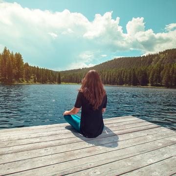 Walk Lightly Yoga Retreat in Montana