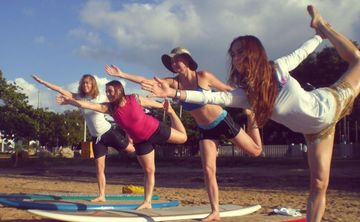 SOLE YOGA HOLIDAYS-Puerto Rico Retreat
