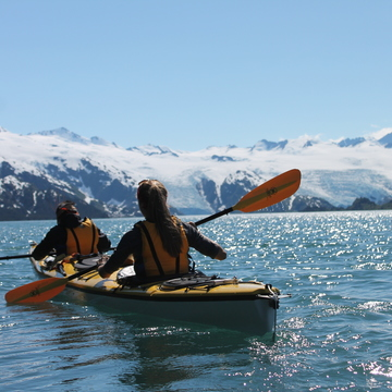 Sacred Sea Kayaking