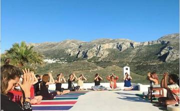 Motivational Retreat for Business with yoga & meditation : Amorgos Island, Greece (Oct 2019)