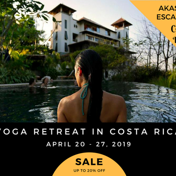Yoga Retreat in Costa Rica – The Art of Longevity, Vitality & Spirit