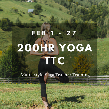 27 Day Akasha Multi-style 200hrs Yoga Teacher Training for Retreat Leaders – Yoga Alliance Certified