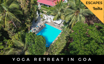 2 Weeks Yoga Retreat in Goa, India – Part I+II