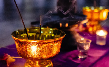 EVOLVING THROUGH TANTRA - Tantric Rituals in Thailand