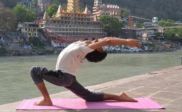 100 Hour Yoga Course (TTC)  in Rishikesh
