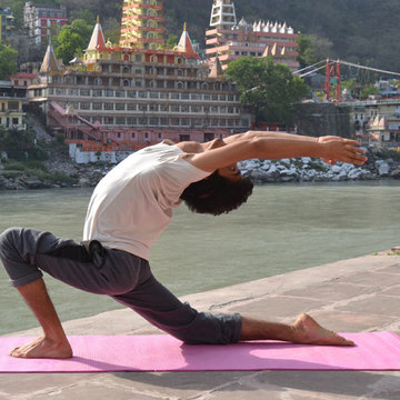 100 Hour Yoga Course (TTC)  in Rishikesh