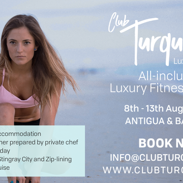 Club Turquesa - Luxury Fitness Retreat