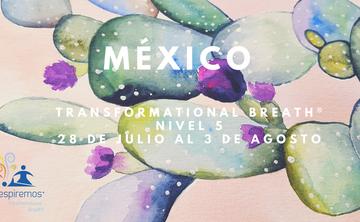 Transformational Breath® Nivel 5 – México