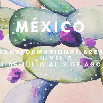 Transformational Breath® Nivel 5 – México