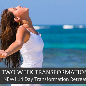 Women's Two Week Transformation Weight Loss, Health and Wellness Retreat Copy