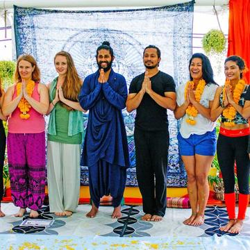 Yoga Teacher Training School in Bali