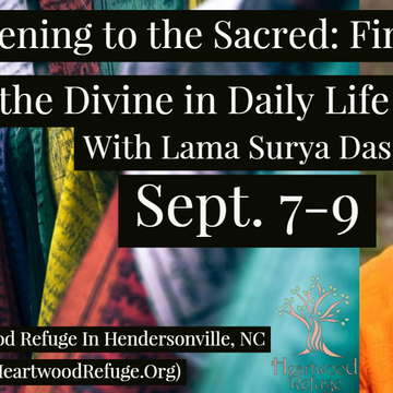 Awakening to the Sacred: Finding the Divine in Daily Life