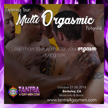 Explore Your Multi Orgasmic Potential - Berkeley