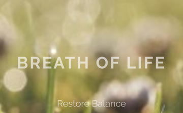 BREATH OF LIFE 14-16 Sept 2018