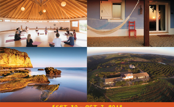 Ashtanga Yoga Retreat in Portugal
