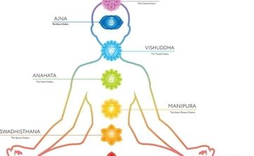 The Chakras: A Meditation Retreat:  Nov 2018 – Saturday