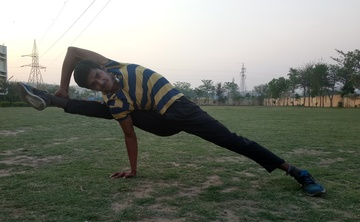 Raghu Retreat - Yoga with Tanmay