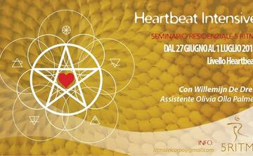 5Rhythms Heartbeat Intensive in Tuscany