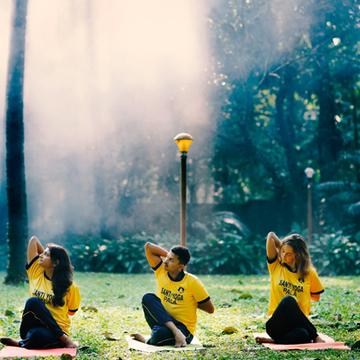 Santhi Yoga International