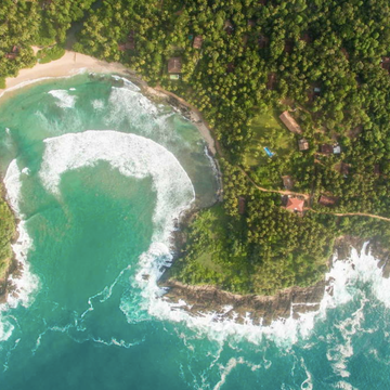 Luxury Shamanic & Yoga n Surf retreat: Sri Lanka (Dec 2019)