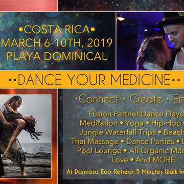 Dance Your Medicine