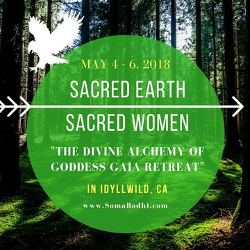 The Divine Alchemy of Goddess Gaia Retreat with Vox Angelus