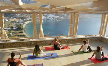 7 nights Rejunivating Yoga and Meditation Retreat in Amorgos, Greece  28/09-05/10