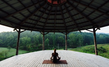 Reconnecting With Our Sacred Feminine Writing & Yoga Retreat, Tennessee Smoky Mountains