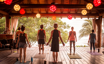 A La Carte Meditation and Yoga Retreat