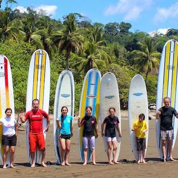 Dominical Waverider -Costa Rica Surf Camp