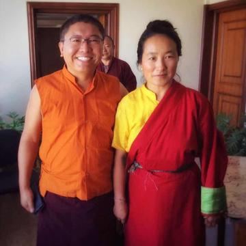 «Awareness of open heart» with Tsoknyi Rinpoche and Khandro Tseringma at the Kiental, Switzerland