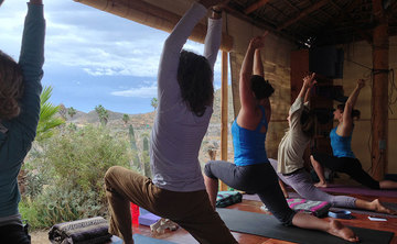 Baja 16 Day 200 hr Yoga Teacher Training-March