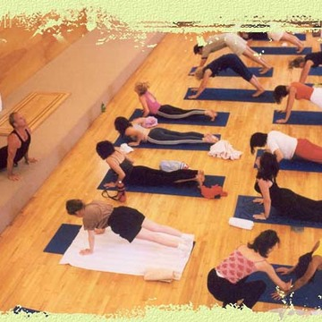 Yoga Teacher Training Certification -