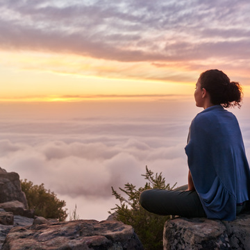 Overcoming Stress & Anxiety - Meditation Retreat in Evergreen